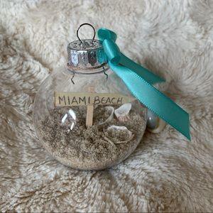 Other - Miami Beach Christmas Ornament
